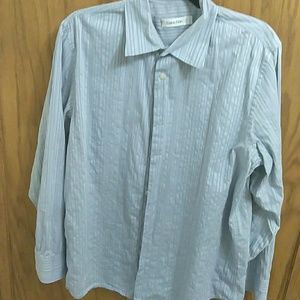 Calvin Klein dress shirt A 4